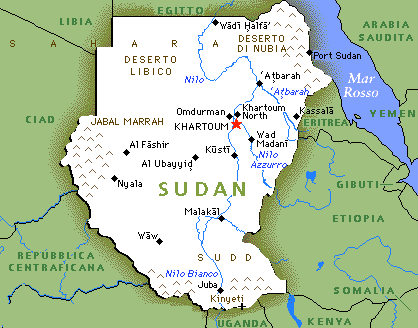 WILL GIANT SUDAN SPLIT?