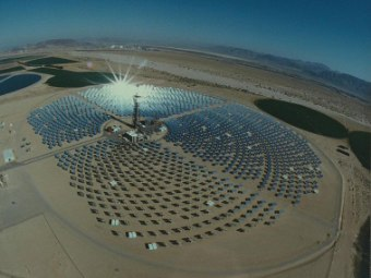 IMPERIAL PROSPECTS OF SOLAR POWER
