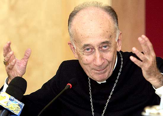 La stampella vaticana a Berlusconi