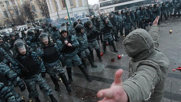 POSSIBILE ANCHE IN RUSSIA UNA SIMILE RIVOLTA?