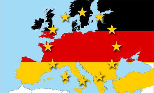 RISCHIO GERMANIZZAZIONE DELL'EUROPA?
