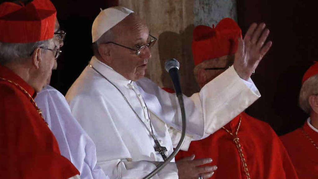 SANTITA', SONO VANI ANGELUS E GIUBILEI.  ABBANDONA ROMA, ASCOLTA I CRISTIANI  DELLE PARROCCHIE