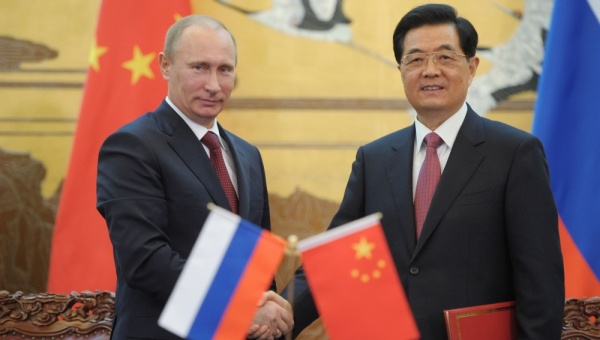 THE RESURGENCE OF UNTRAMMELED POWER OF RUSSIA AND CHINA