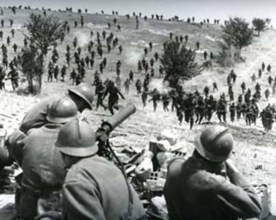 MACELLAI DI POPOLI: NON SOLO QUELLI DEL 1914 MA ANCHE I MANDANTI DELLA 'RESISTENCIA' SPAGNOLA