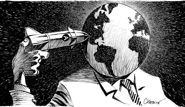 PROFEZIA: L'ALTRA DIMENSIONE DELLA POLITICA